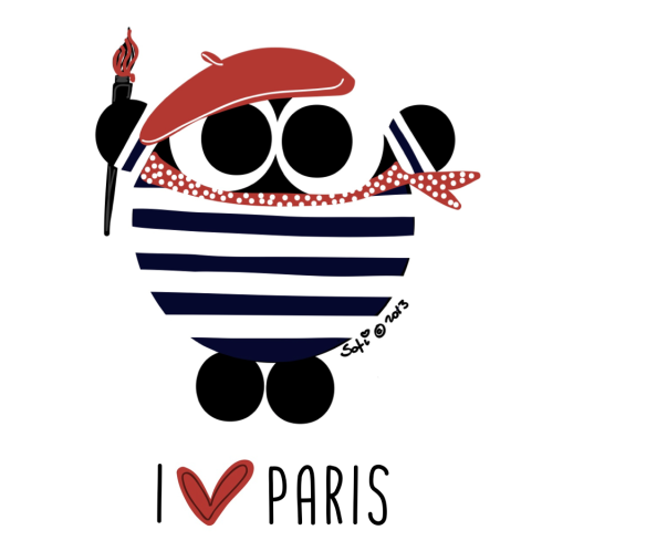ILOVE PARIS 2